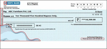Cheque Printing Software in sion, mumbai, india
